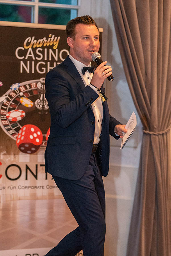 Torsten Schröder - Moderator Casino Night